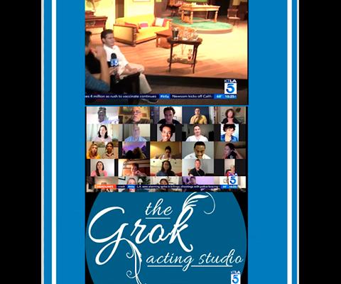 Grok Acting Studio KTLA 5